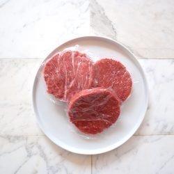 Hamburger di Fassona Piemontese